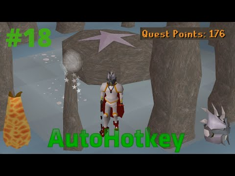 [OSRS] Botting to Max with AHK - Epsiode 18: Firecape, B Gloves and Slayer Helm