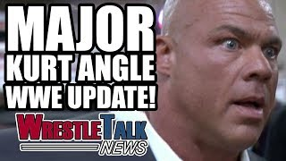 Finn Balor injured on WWE Raw, major Kurt Angle WWE status update and more in this WrestleTalk News July 2017...Subscribe to WrestleTalk for daily WWE and wrestling news! https://goo.gl/WfYA12Support WrestleTalk on Patreon here! http://goo.gl/2yuJpoFinn Balor injured on WWE Raw, via Twitter - https://twitter.com/FinnBalor/status/887131409172881408Finn Balor concussion from Jinder Mahal match, WWE Raw, April 2017, via GiveMeSport - http://www.givemesport.com/1028522-finn-balor-reportedly-suffered-a-concussion-on-rawKurt Angle and Jason Jordan reunited, via WWE Twitter - https://twitter.com/WWENetwork/status/887149277054550017/photo/1Chad Gable tweets about Jason Jordan / Kurt Angle WWE Raw revelation - https://twitter.com/WWEGable/status/887130862181076993Daniel Bryan tweets about Jason Jordan / Kurt Angle WWE Raw revelation to Chad Gable - https://twitter.com/WWEDanielBryan/status/887165265389043712Kurt Angle not having in-ring WWE return, via The Dirty Sheets - https://www.youtube.com/watch?v=EmQ7z0LA174Kurt Angle on in-ring WWE return at WWE 2K18 press conference, via WrestleTalk - https://www.youtube.com/watch?v=KbLg00eSpT4Subscribe to the WrestleTalk Podcast Network on iTunes: https://goo.gl/783yg4Catch us on Facebook at: http://www.facebook.com/WrestleTalkTVFollow us on Twitter at: http://www.twitter.com/WrestleTalk_TV