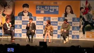 15.01.14 Love Forecast Star Live Talk – Lee Seung Gi