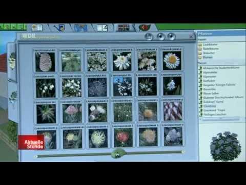 Angeklickt: Software Gartenplanung