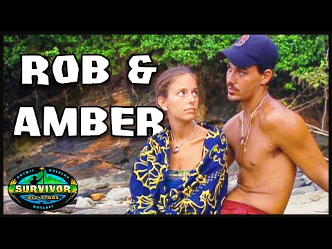 Beauty and the Beast: The Story of Boston Rob & Amber - Survivor: All-Stars