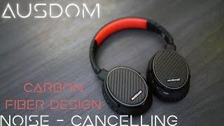 Video Ausdom Wireless Headphone - Noise Cancelling Done Right ! MP3, 3GP, MP4, WEBM, AVI, FLV Juni 2018