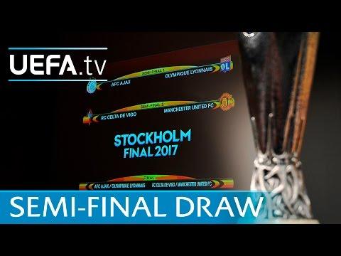 UEFA Europa League Draw LIVE!