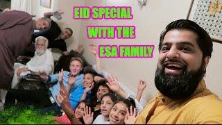 Video EID SPECIAL WITH THE ESA FAMILY!!! (Vlog) MP3, 3GP, MP4, WEBM, AVI, FLV September 2019