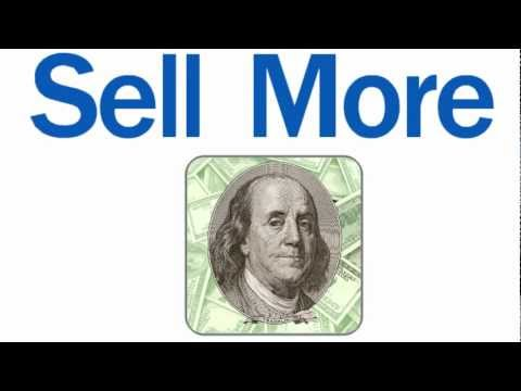 Video of Sell More