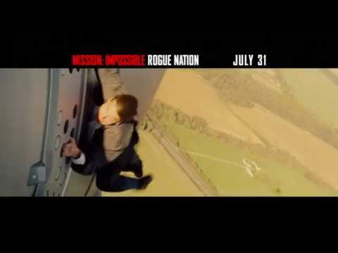 Mission: Impossible Rogue Nation (TV Spot 'Higher')