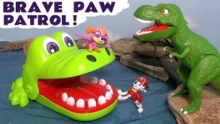 Video Paw Patrol Surprise Eggs Rescue with Sharks & Dinosaurs Thomas and Friends Toys ToyTrains4u MP3, 3GP, MP4, WEBM, AVI, FLV Mei 2017