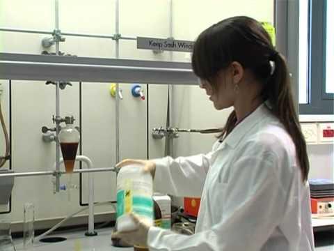 Organisch-chemischen Praktikum 1-01