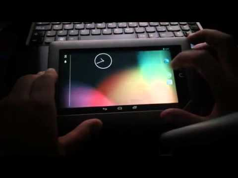 Ematic 7 Inch HD Quad Core with Android 4 2 Jelly Bean and
