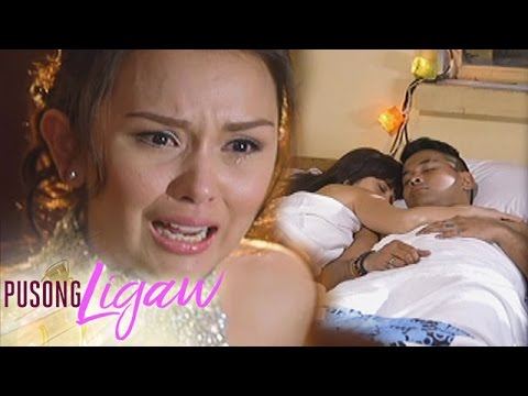 Pusong Ligaw: Tessa bursts as she sees Caloy and Marga in bed | EP 6