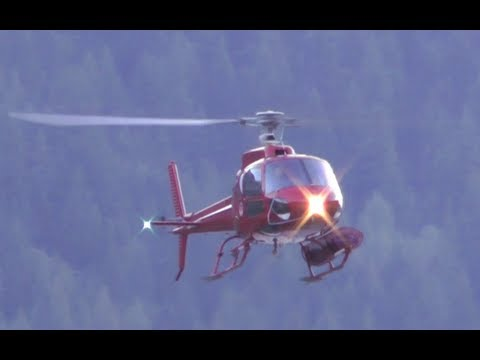 Arrow Helicopters Aerospatiale...