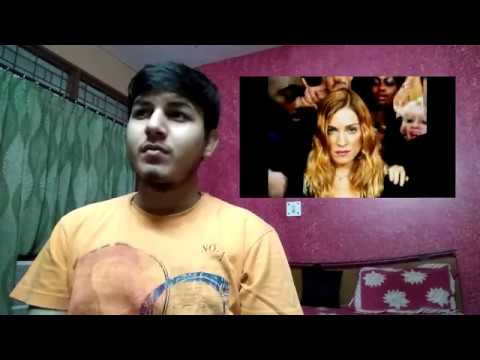 Madonna - Drowned World/Substitute For Love | Reaction