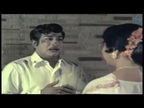 Anbai Thedi Movie - Shivaji Ganeshan,Viajaya Kumari Nice Centiment Scene