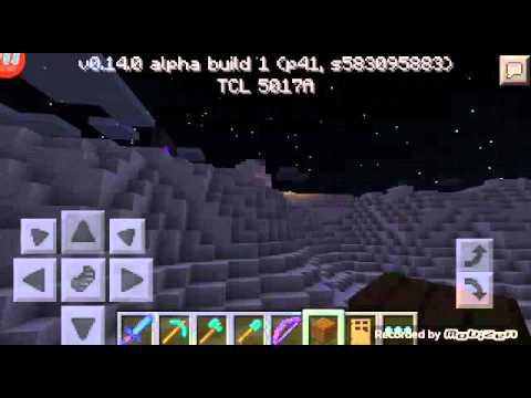 Minecraft poket edi.: Mi pueblo epi. #1 2/2 (видео)
