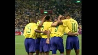 Ronaldos Tore bei der Weltmeisterschaft 2002