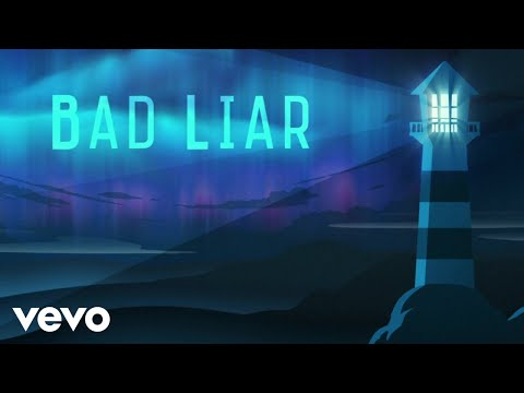 Imagine Dragons - Bad Liar (Lyric Video) - Thời lượng: 4:22.