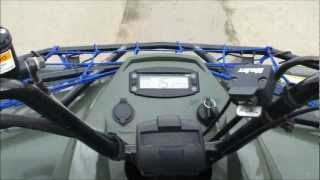 3. Arctic Cat 366 Acceleration