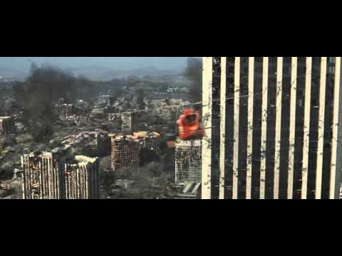 【加州大地震】中文官方前導預告,2015年5月震憾獻映