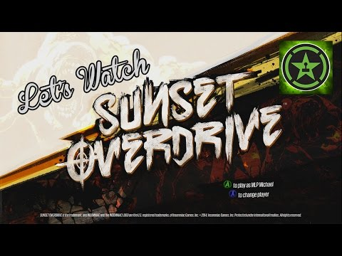 Let's - Michael sits down to play Sunset Overdrive while the rest of the crew watch in awe as he takes on the energy drink fueled Apocalypse! RT Store: http://bit.ly/ZvZHS1 Rooster Teeth: http://roostert...