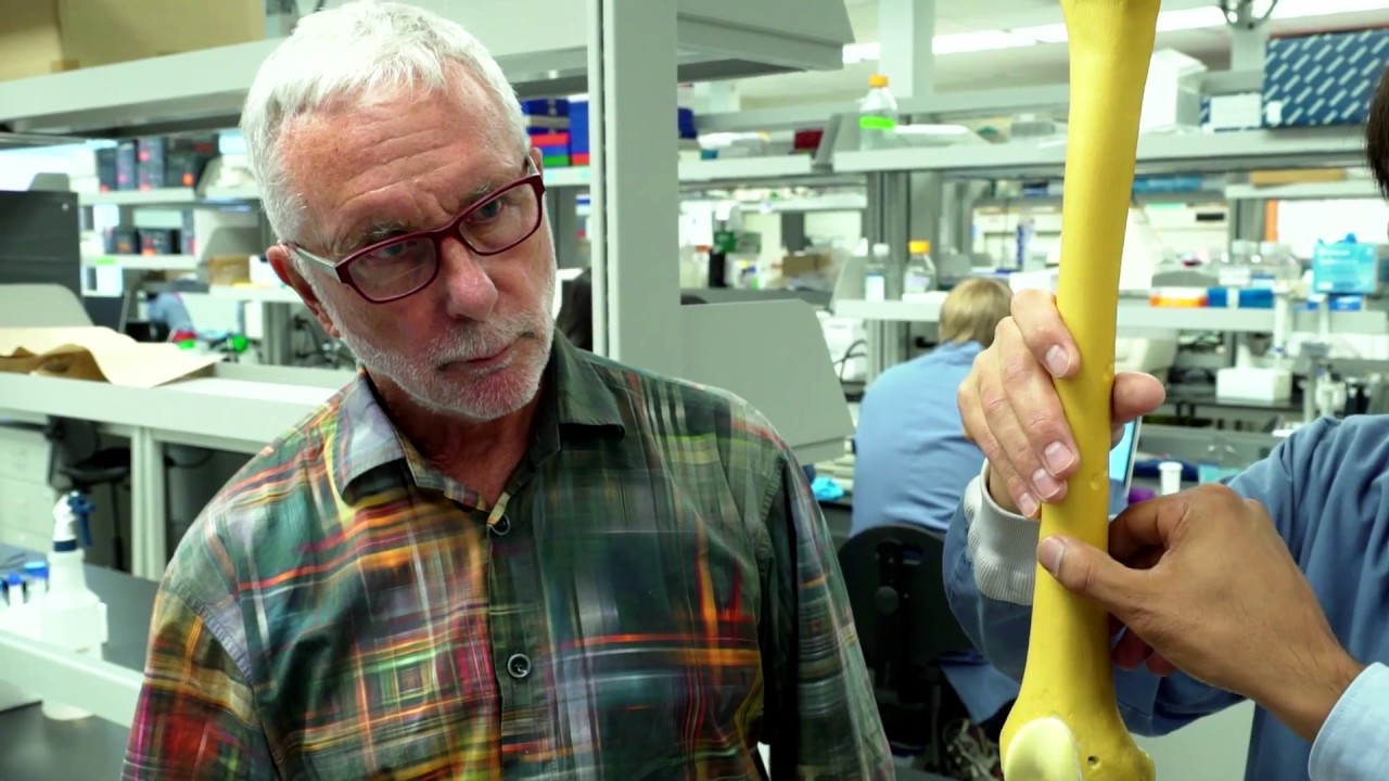 Jay Ingram goes behind the scenes at the Krembil Discovery Tower