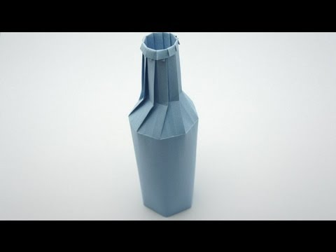 Kitchen Tutorial - 024 -- Bottle