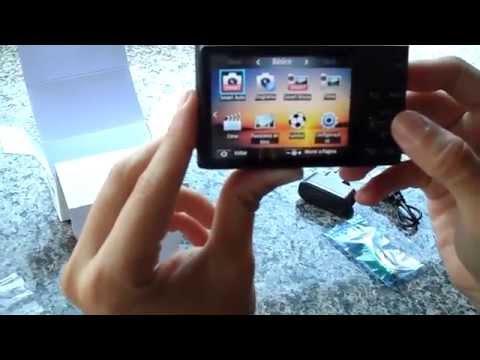 Câmera Digital ST2014F [Análise de Produto]