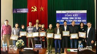 """Điện lực TP Uông Bí: Tổng kết chương trình thi đua """"Gia đình tiết kiệm điện năm 2020"""""""