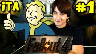 FALLOUT 4  GAMEPLAY ITA #1  Guerra Nucleare! By GiosephTheGa...