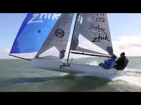 VIDEO: VX One – 'Launched', Matthew Sheahan flies a new pocket rocket in the Solent and declares a new favourite