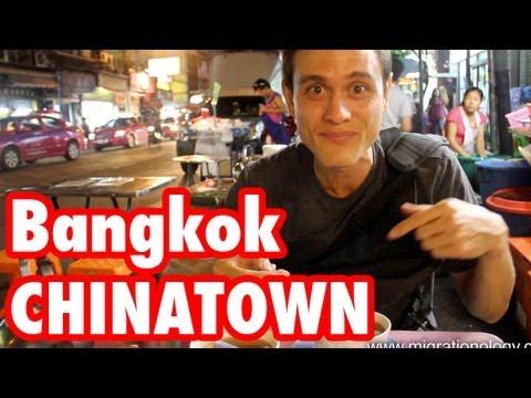 Chinatown Bangkok – Yaowarat Street Food Tour (เยาวราช)
