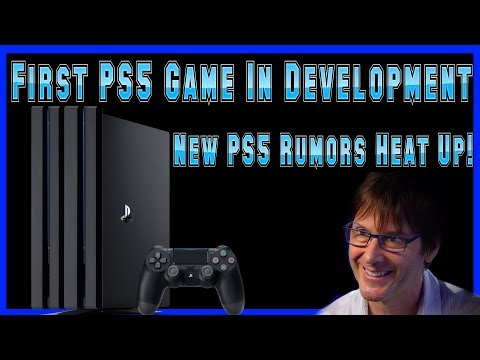 , title : 'First PS5 Game In Development! Huge New PlayStation 5 Rumors & Info!'