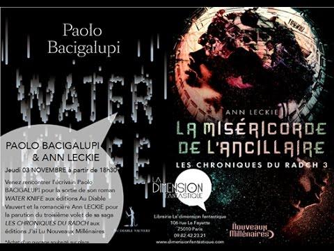 Vidéo de Paolo Bacigalupi
