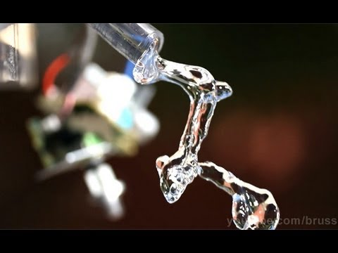 Amazing Water And  Sound Experiment 2