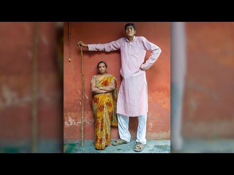 l'uomo più alto dell'india non trova l'amore