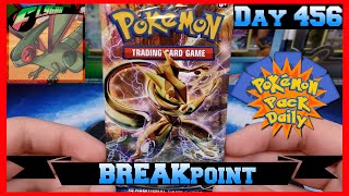 Pokemon Pack Daily BREAKpoint Booster Opening Day 456 - Featuring Flygon by ThePokeCapital