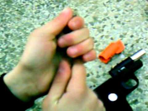 comment modifier un fusil a bille