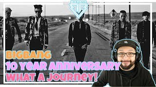 Video 10 years of BigBang, so cool to see where they started! **Reaction Video** MP3, 3GP, MP4, WEBM, AVI, FLV Juli 2018