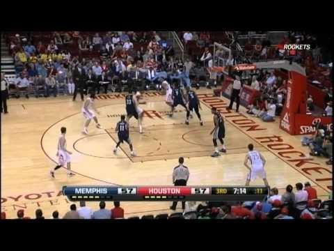 Goran Dragic Highlights - 25 Points Vs Grizzlies 3/30/2012