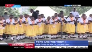 Pope Francis to meet Youths in Uganda