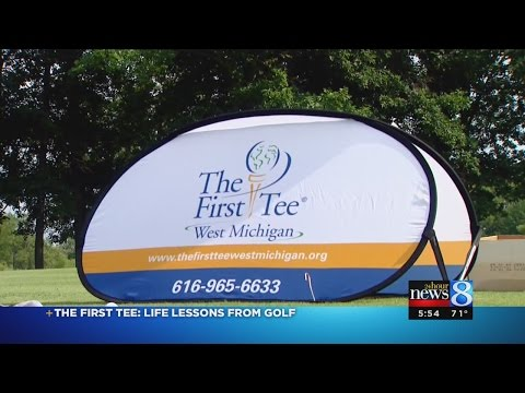The First Tee: Life lessons from golf