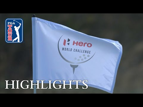 Highlights | Round 1 | Hero Wo …