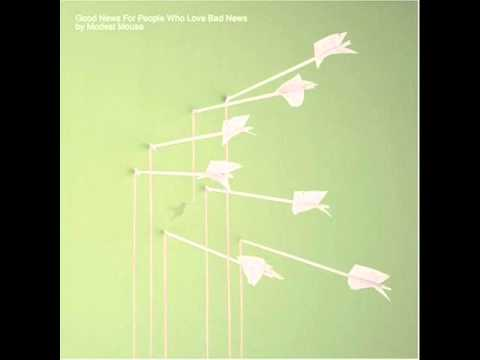 Modest Mouse - Satin In A Coffin
