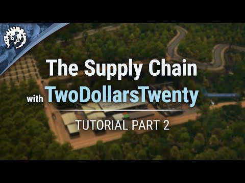 Video The Supply Chain with TwoDollarsTwenty | Cities: Skylines Industries Tutorial Part 2 download in MP3, 3GP, MP4, WEBM, AVI, FLV January 2017