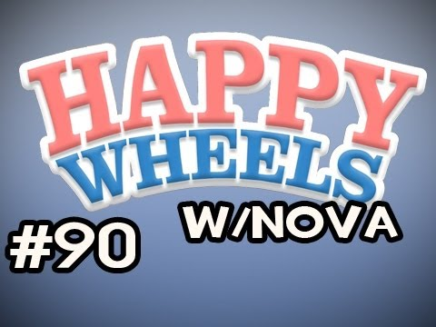 Happy Wheels w/Nova Ep.90 - Angry Farmer Video