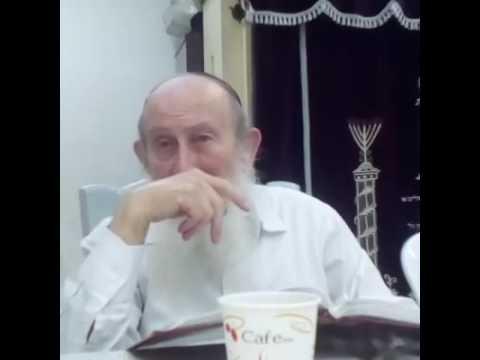 הרב הלפרין כ&#039 חשון תשעז