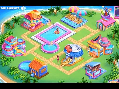 Video Crazy Pool Party - Splish Splash - best game videos for kids - TabTale download in MP3, 3GP, MP4, WEBM, AVI, FLV January 2017