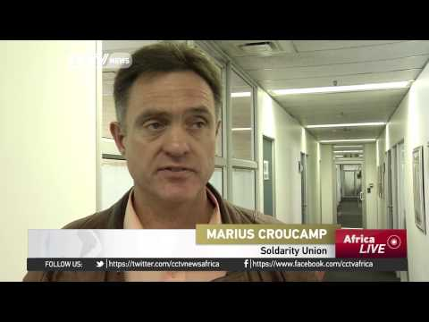 South Africa labour leaders try to revive steel industry