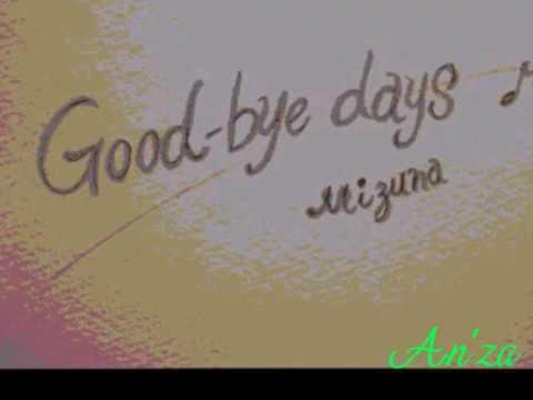 Yui - Good bye days (видео)