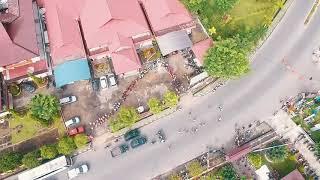 TARIAN KOLOSAL 1.025 PESERTA PAUD DIKABUPATEN SANGGAU