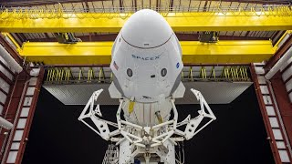 video: SpaceX and Nasa to launch Crew Dragon spacecraft - live updates